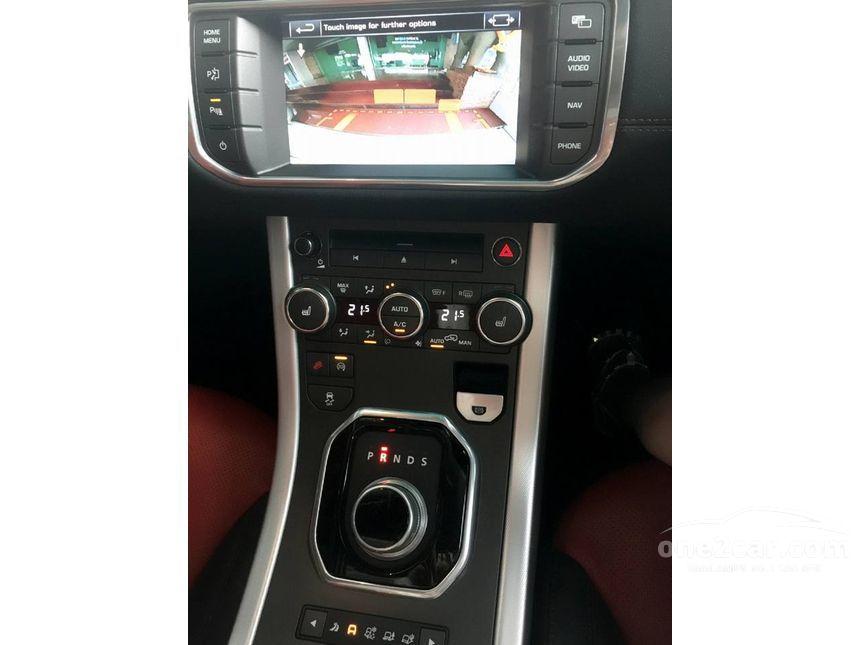 2014 Land Rover Range Rover Evoque SUV