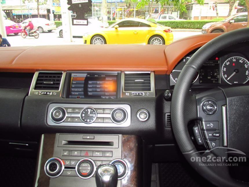 2011 Land Rover Range Rover Sport SUV