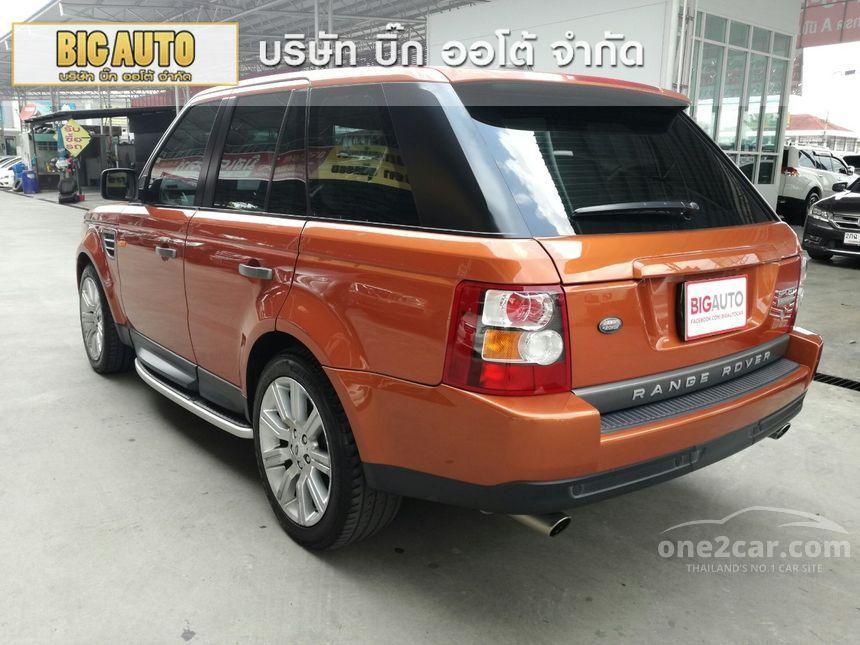 2006 Land Rover Range Rover Sport SUV