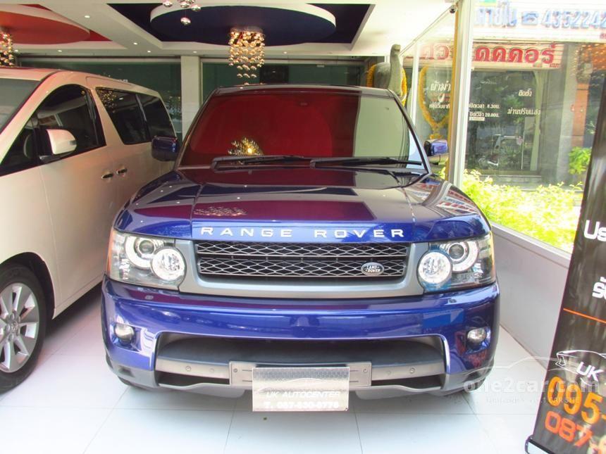 2012 Land Rover Range Rover Sport SUV