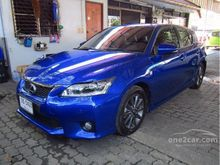 2013 Lexus CT200h (ปี 11-16) F-SPORT 1.8 AT Hatchback