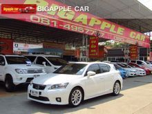 2011 Lexus CT200h (ปี 11-16) Luxury 1.8 AT Hatchback