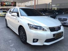 2011 Lexus CT200h (ปี 11-16) Sport 1.8 AT Hatchback