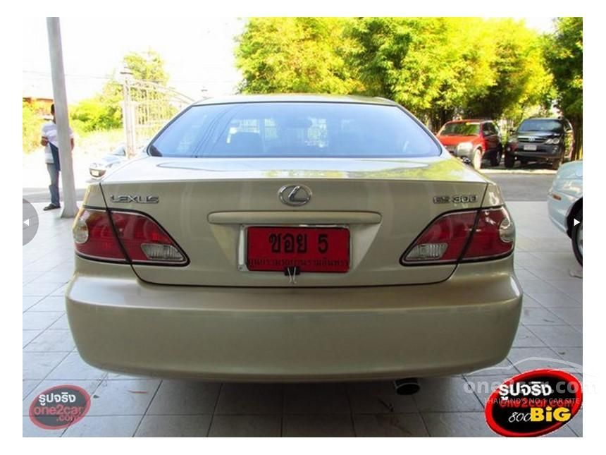 2004 Lexus ES300 Value Sedan