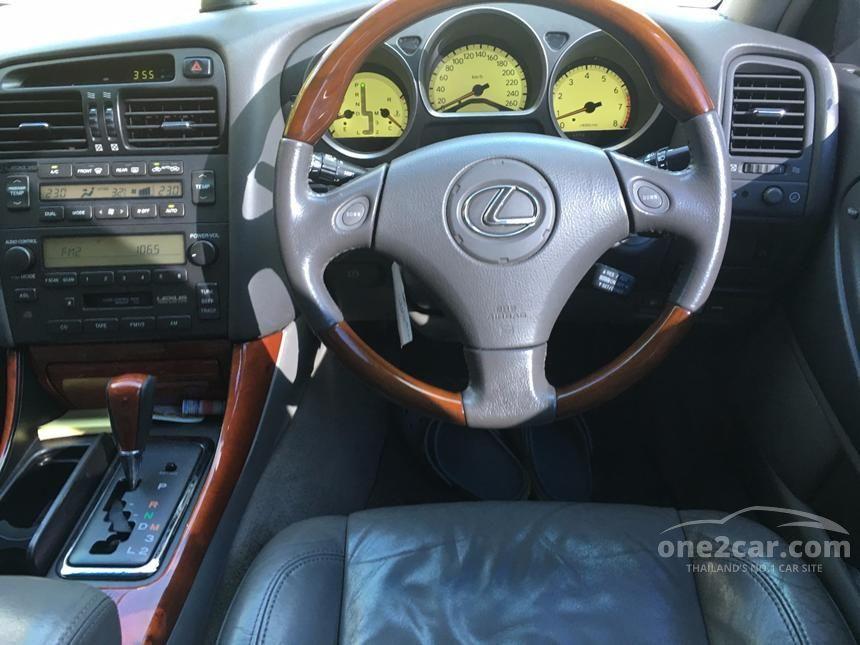 1999 Lexus GS300 Sedan