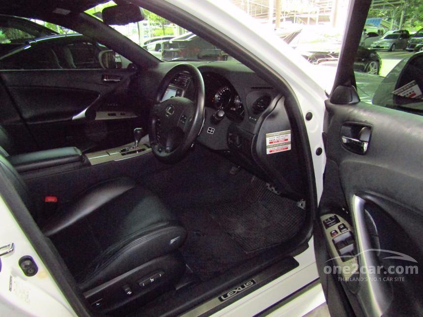 2011 Lexus IS F Sedan