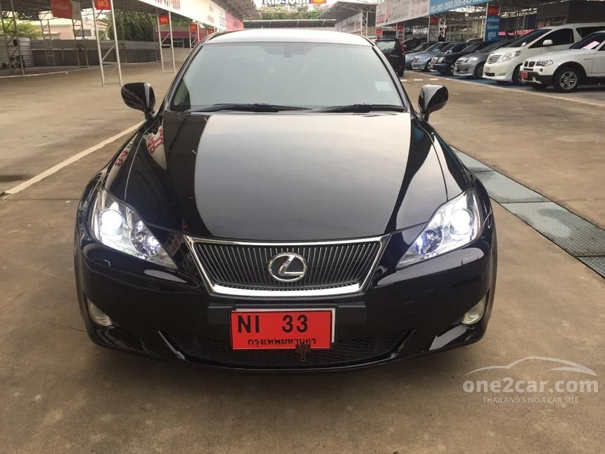 2008 Lexus IS250 Premium Sedan