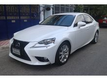 2017 Lexus IS300h Luxury 2.5 AT Sedan