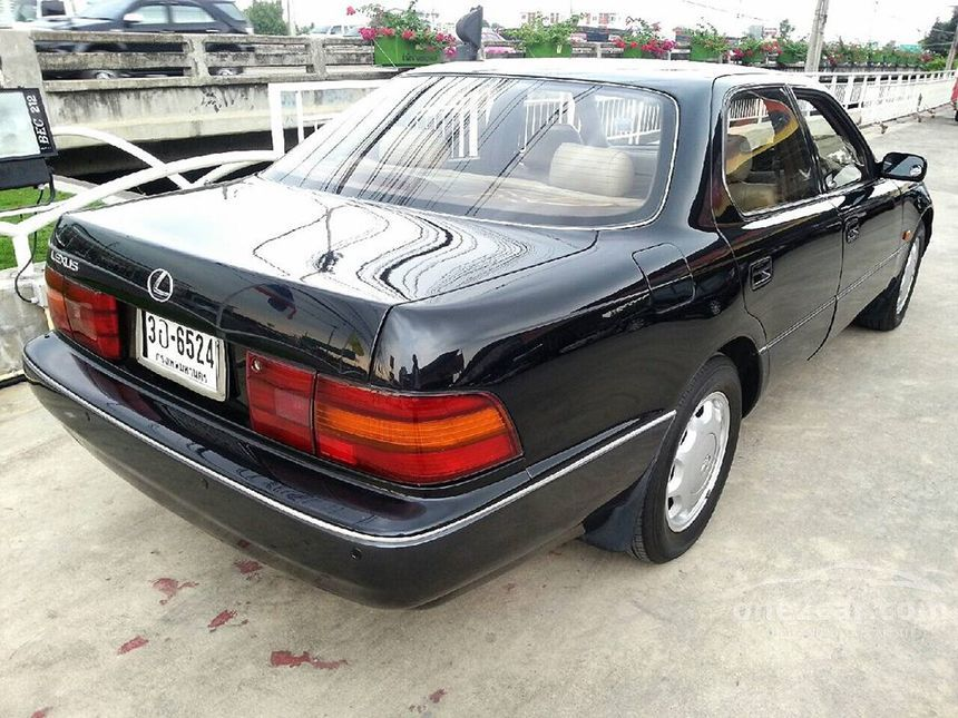 1993 Lexus LS400 Sedan