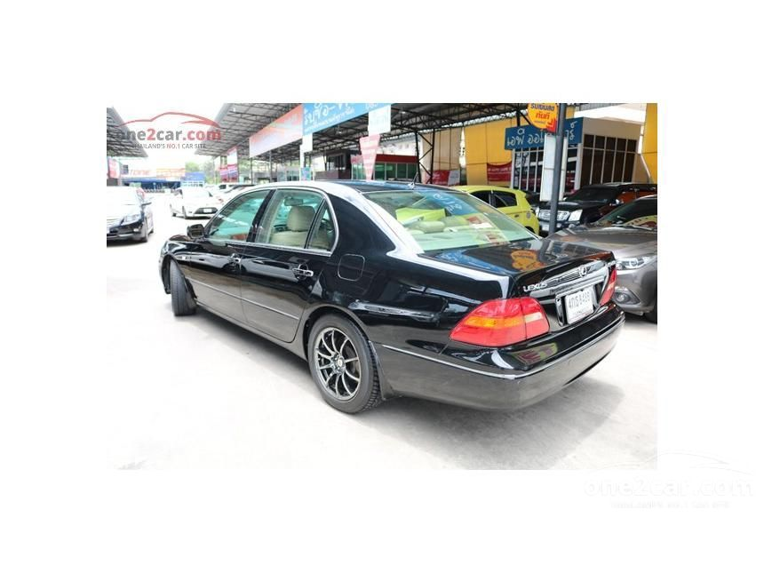 2002 Lexus LS430 Sedan