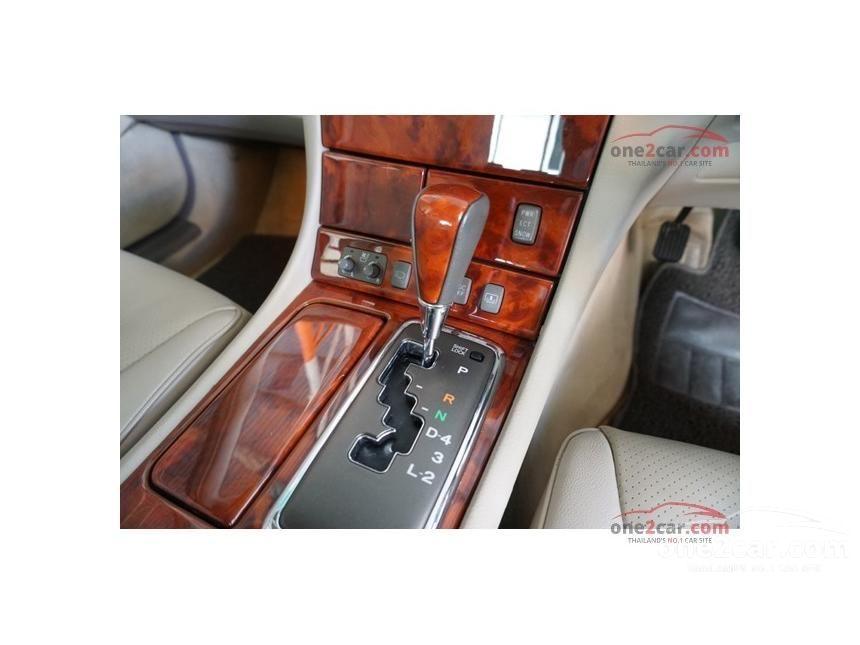 2003 Lexus LS430 Sedan