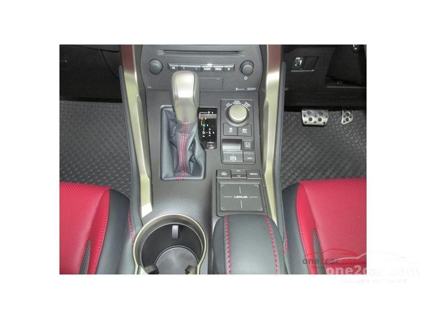 2015 Lexus NX300h F SPORT SUV