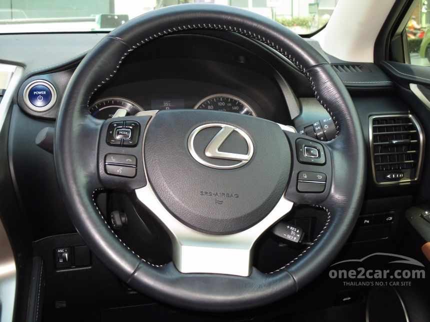 2015 Lexus NX300h Grand Luxury SUV