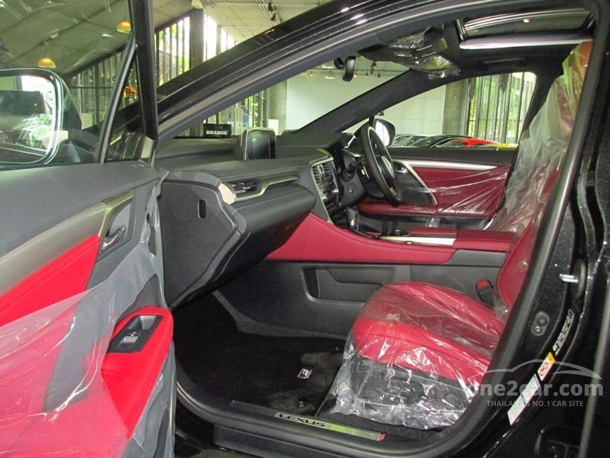 2016 Lexus RX200t F-SPORT SUV