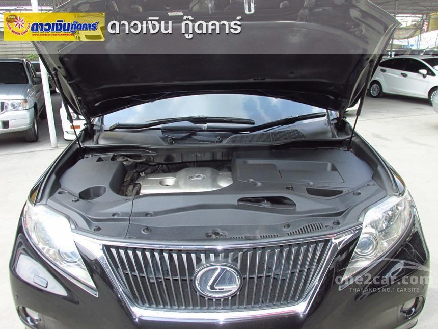 2013 Lexus RX270 Luxury SUV