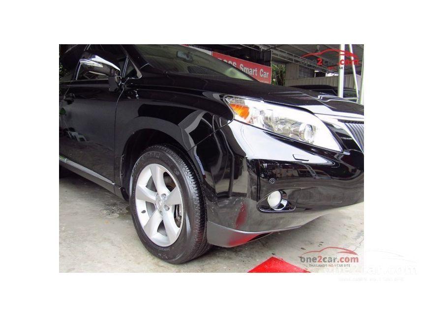2012 Lexus RX270 Luxury SUV