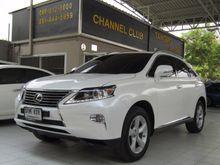 2012 Lexus RX270 (ปี 11-15) Luxury 2.7 AT SUV
