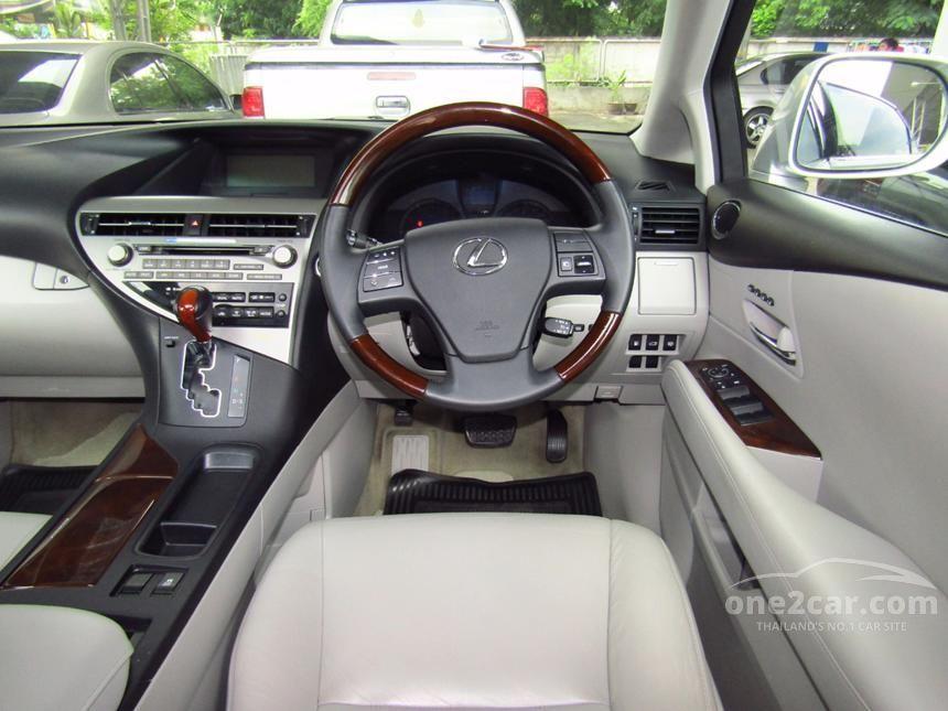 2011 Lexus RX270 Luxury SUV
