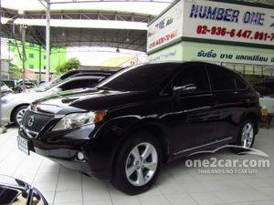 2011 Lexus RX270 2.7 (ปี 09-11) Luxury SUV AT