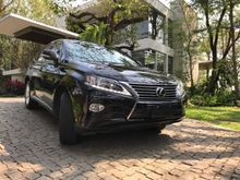 2012 Lexus RX270 (ปี 11-15) Luxury 2.7 AT SUV