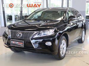 2013 Lexus RX270 2.7 (ปี 11-15) Premium SUV AT