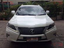 2012 Lexus RX270 (ปี 11-15) Premium 2.7 AT SUV