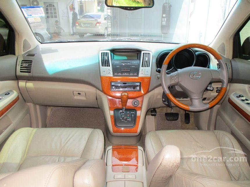 2004 Lexus RX300 SUV