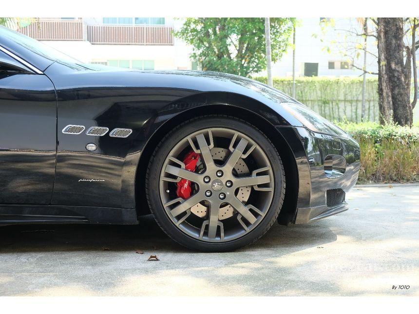 2012 Maserati Granturismo S Coupe