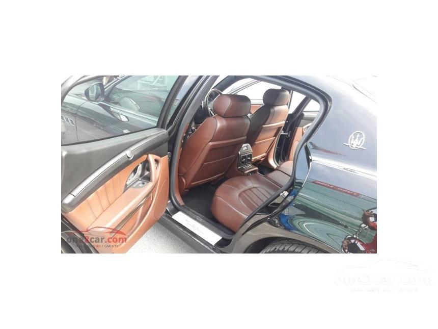 2010 Maserati Quattroporte S Sedan