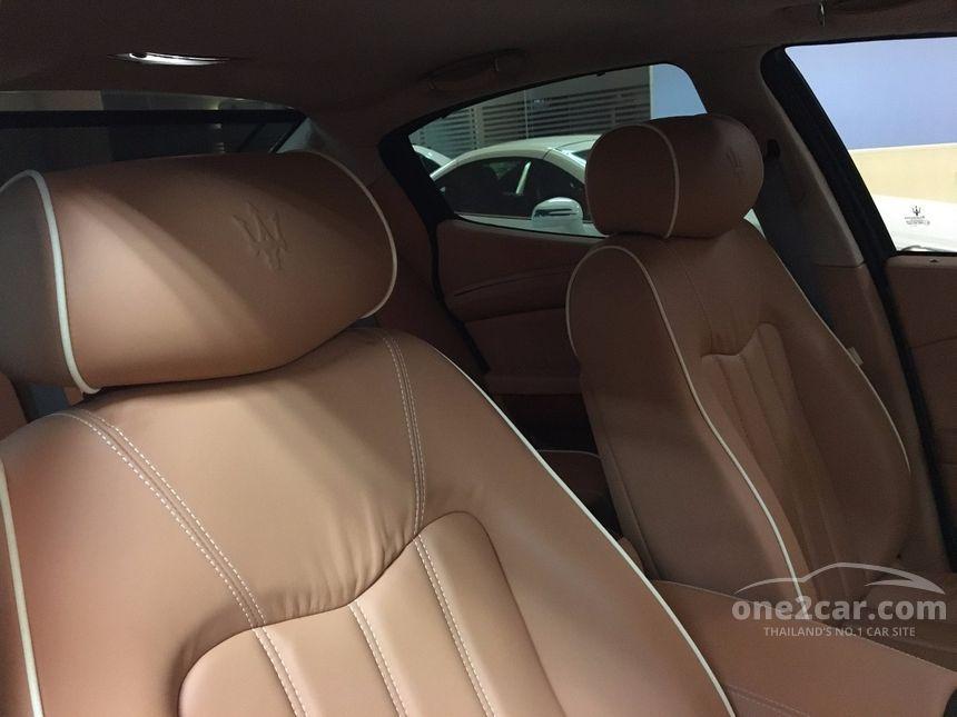 2009 Maserati Quattroporte Sedan