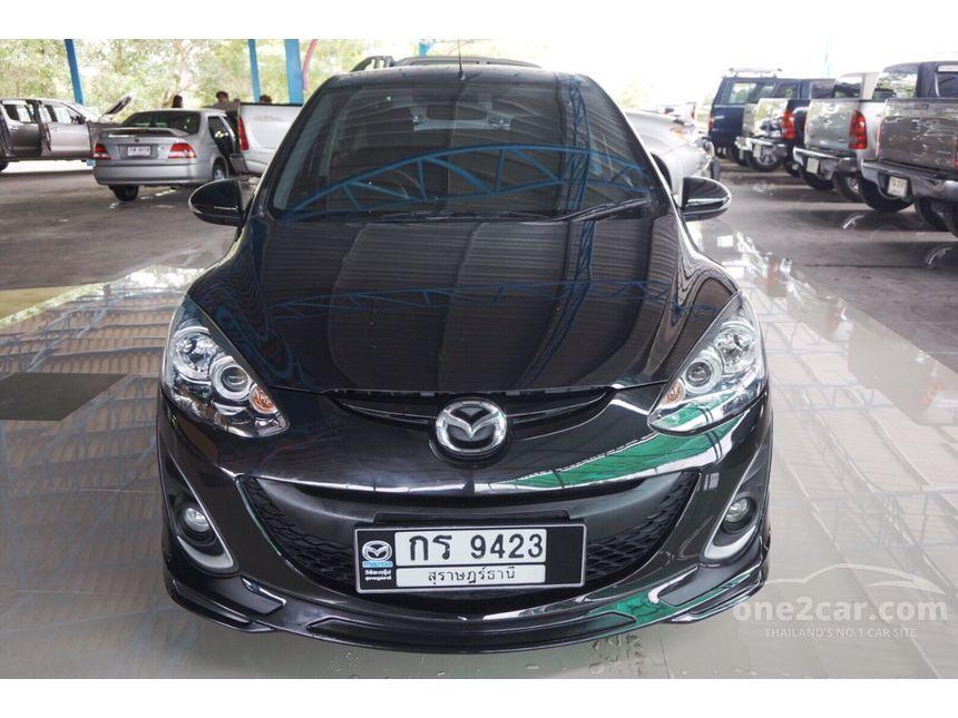 2015 Mazda 2 Elegance Sedan