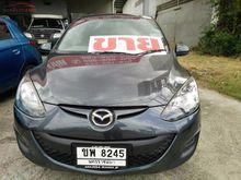 2013 Mazda 2 (ปี 09-14) Elegance 1.5 AT Sedan