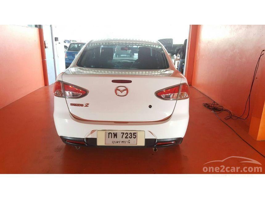 2014 Mazda 2 Elegance Sedan