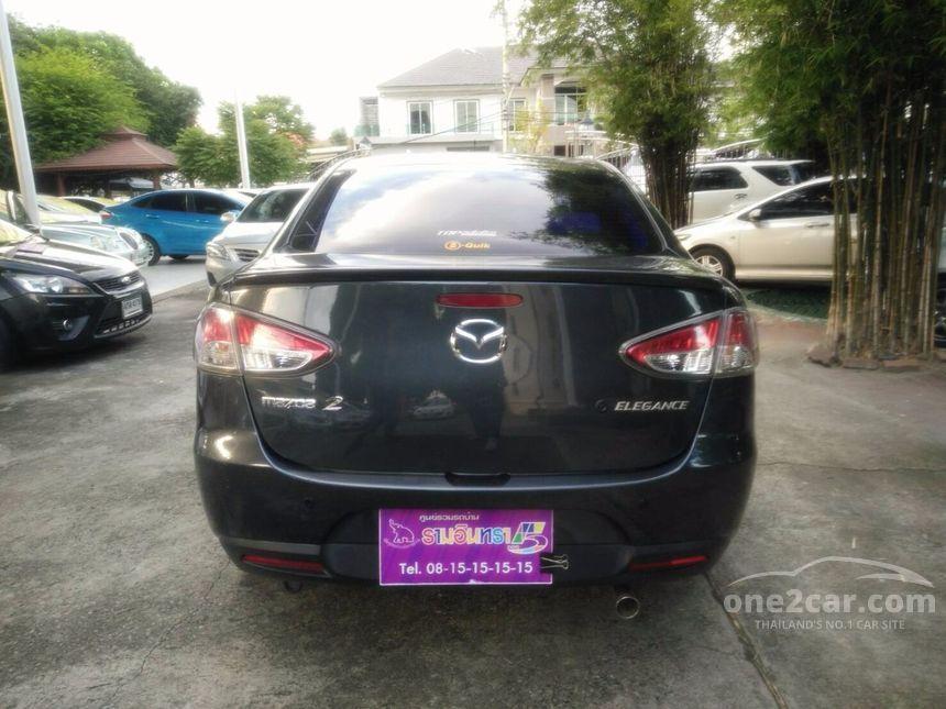 2013 Mazda 2 Elegance Sedan
