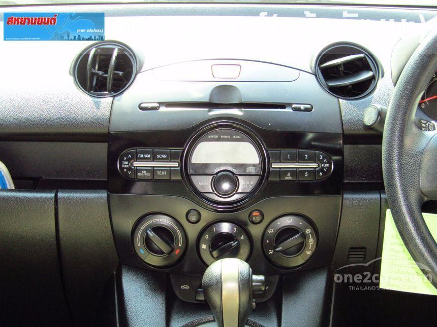 2012 Mazda 2 Elegance Sedan