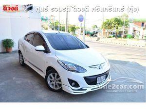 2014 Mazda 2 1.5 (ปี 09-14) Elegance Spirit Sedan AT