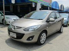 2010 Mazda 2 (ปี 09-14) Groove 1.5 AT Sedan