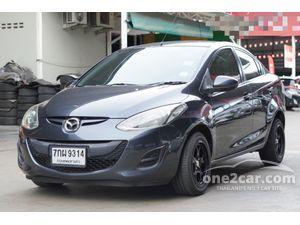 2011 Mazda 2 1.5 (ปี 09-14) Groove Sedan
