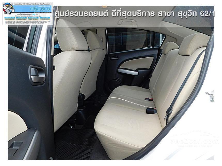 2011 Mazda 2 Groove Sedan