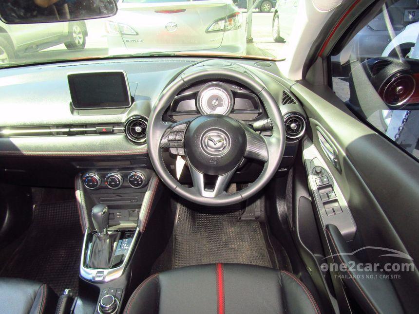 2016 Mazda 2 High Plus Sedan