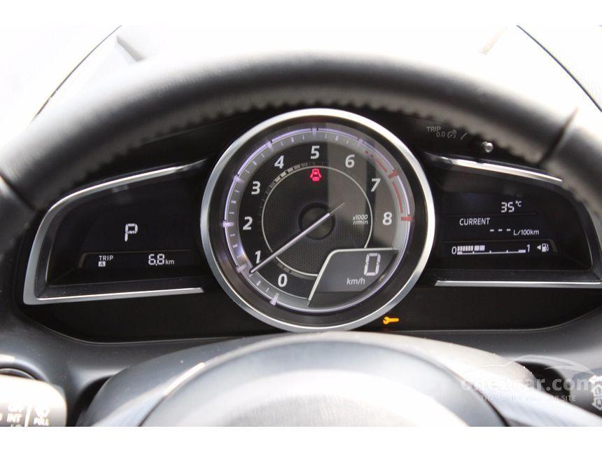 2015 Mazda 2 High Plus Sedan