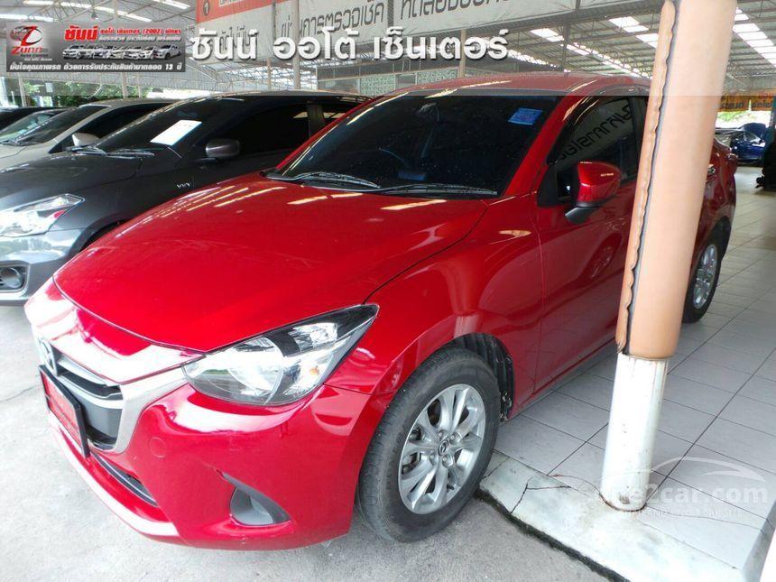 2015 Mazda 2 High Sedan