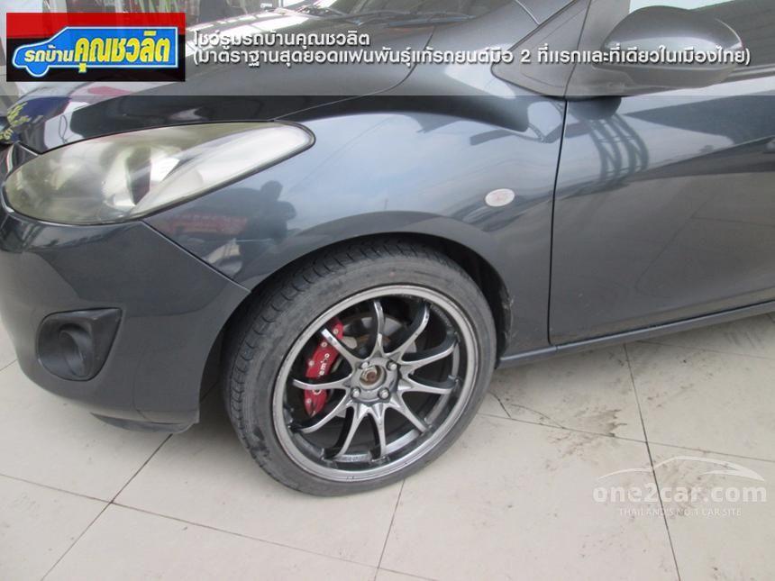 2011 Mazda 2 Maxx Sedan
