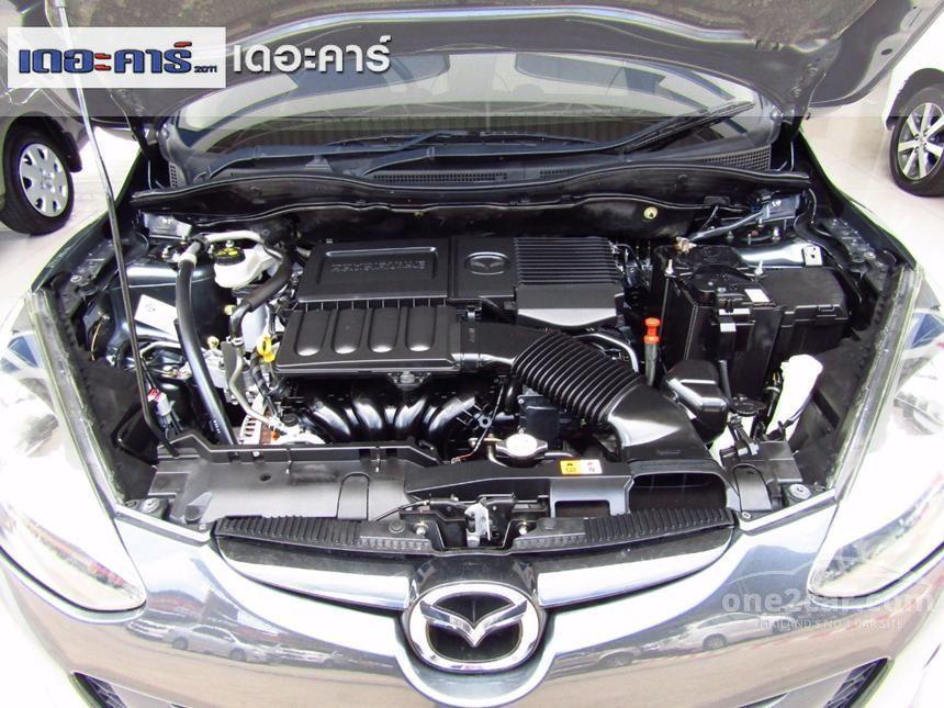 2010 Mazda 2 Maxx Sedan