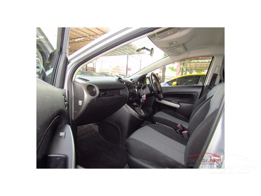 2010 Mazda 2 Spirit Hatchback