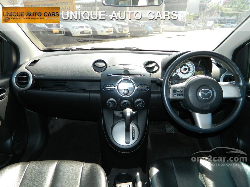 2010 Mazda 2 Spirit Hatchback