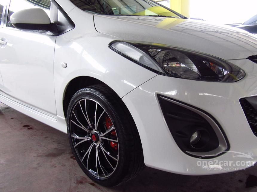 2011 Mazda 2 Spirit Hatchback
