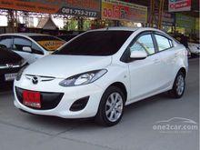2011 Mazda 2 (ปี 09-14) Spirit 1.5 AT Sedan