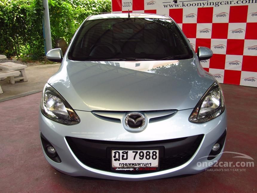 2011 Mazda 2 Spirit Sedan