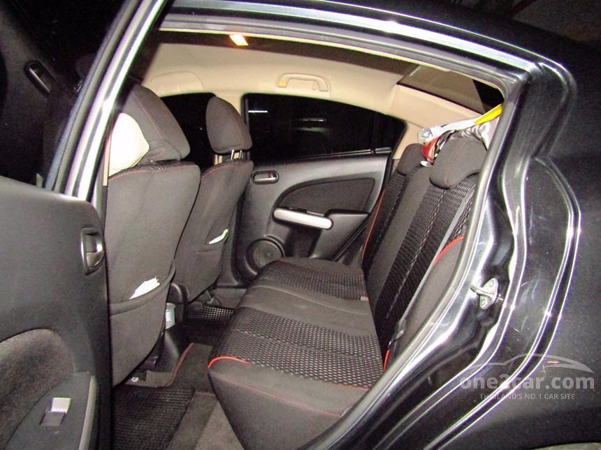 2010 Mazda 2 Spirit Sedan